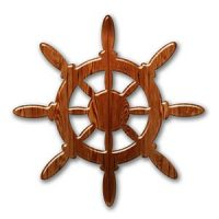 wood-boat-steering-wheel-icon